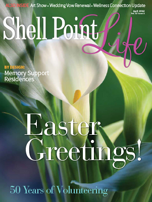 April Issue - Click to read